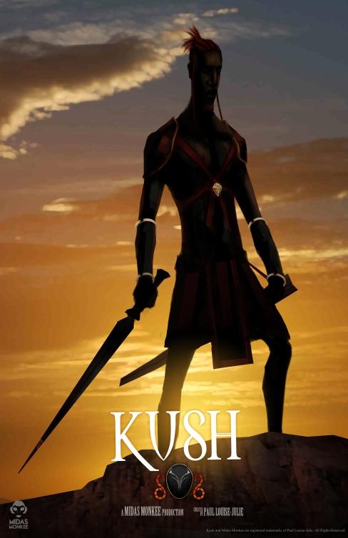 Kush (11x17)